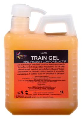 TRAIN GEL LAYPTI 1 litre