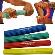 FLEXBAR THERA-BAND JAUNE souple